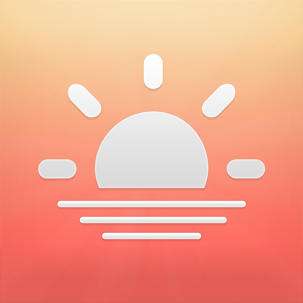 Sunrise Calendar. by Sunrise Atelier, Inc. icon